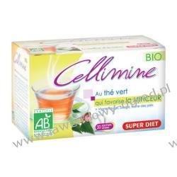 Cellimine BIO Herbata ziołowa - 20 saszetek x 1,5 g