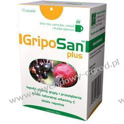 GripoSan Plus  - 10 saszetek x 2 g