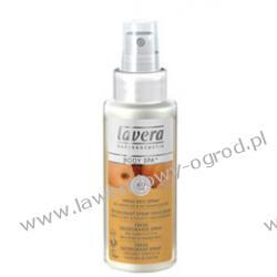Dezodorant w sprayu Apricot summer z morelą i kwiatem migdału z upraw ekologicznych - 50ml