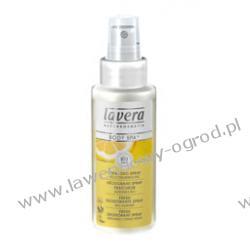 Dezodorant spray Lemon fresh z owocami cytrusowymi z upraw ekologicznych - 50ml