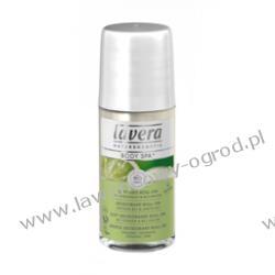 Dezodorant roll-on Lime sensation z werbeną i limonką z upraw ekologicznych - 50ml
