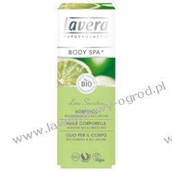 Olejek do ciała Lime sensation z werbeną i limonką z upraw ekologicznych - 50ml