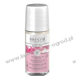Dezodorant roll-on Rose garden z dziką różą z upraw ekologicznych  - 50ml