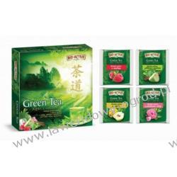 Bombonierka Green Tea - 4 x 8 torebek
