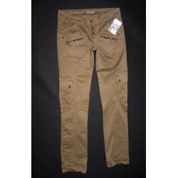 spodnie damskie, długie, Zara