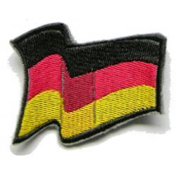 Naszywka z  flagą Niemiec
