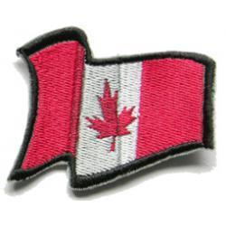 Naszywka z  flagą Canady