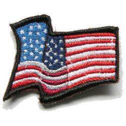 Naszywka z  flagą USA