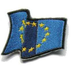 Naszywka z  flagą Uni Europejskiej