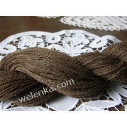 Shetland Moorit Lace Włóczki