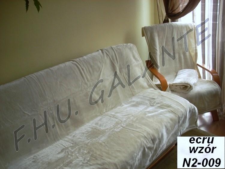 Narzuta Koc Na Kanapę I Fotele 160x210 2 X 70x160 Na Bazarekpl