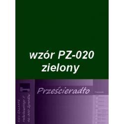 PRZEŚCIERADŁO FROTTE Z GUMKĄ 90x200