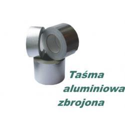 Taśma aluminiowa wzmocniona 50x50 WYPRZEDAŻ