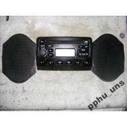 Radio z CD  FORD   + głośniki  kolumny  orygiał