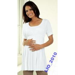 Bluzka ciążowa roz. 38 biała Okazja !!