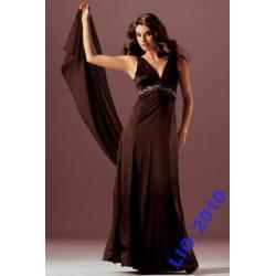 0689fc384f Suknia wieczorowa LAURA SCOTT ORYGINAŁ roz. 40