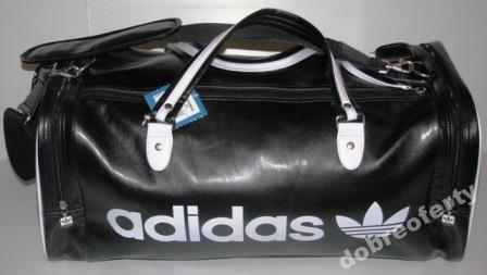 4879424ad3fd9 ADIDAS torba EKO SKÓRA !! model 2010 !! + GRATIS na Bazarek.pl