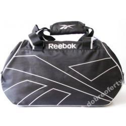REEBOK zgrabna torba  sportowa turystyczna FITNESS