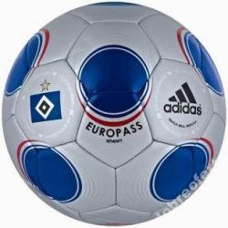 Piłka nożna EUROPASS SHEEN replika +igła GRATIS