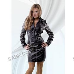 Ambergraff Victoria mini-spódniczka czarna