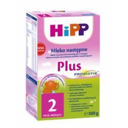 Hipp Probiotyczne Mleko następne HiPP 2 Plus  po 6 m-cu 300g
