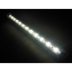Oświetlenie akwarium NEON 12 LED 27cm + zasilacz