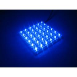 Klaster 6x6 36 LED FLUX 12V NEON Diodowy 8kolorów