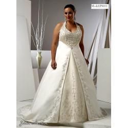 Suknia Ślubna Kolekcja Plus Size szyta na miarę lud standardowy rozmiar