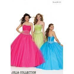 Suknia wieczorowa Kolekcja balowa szyta na miarę lub standardowy rozmiar
