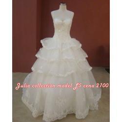 Suknia ślubna kolekcja 2012 model L5
