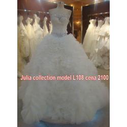 Suknia ślubna kolekcja 2012 model L108