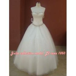 Suknia ślubna kolekcja 2012 model L2