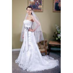 Suknia ślubna kolekcja 2012 model L43