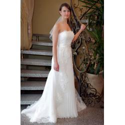 Suknia ślubna kolekcja 2012 model D01
