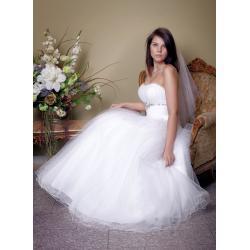 Suknia ślubna kolekcja 2012 model SG01