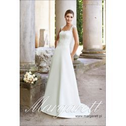 Suknia ślubna Margarett kolekcja Fantastico model Fresca