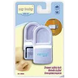 BLOKADA szuflad szafek zabezpieczenie My Baby 33553