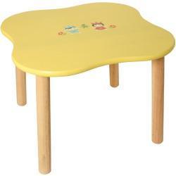 Drewniany stolik - seria Żabi Król