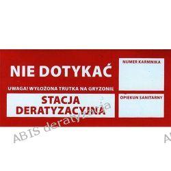 Etykieda ostragawcza EKD-3 Nieskategoryzowane