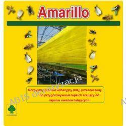 Amarillo lep na muchy