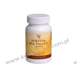 Forever Living: Bee PollenTM Pyłek pszczeli Forever - 100 tabletek