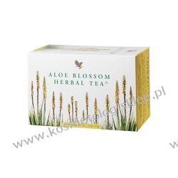 FOREVER Herbatka ziołowa z kwiatem aloesu Zdrowie, medycyna