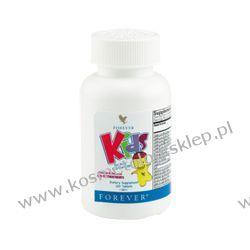 Forever Kids - Tabletki multiwitaminowe z fitoskładnikami- 120 tabletek