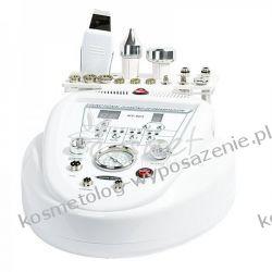 Urządzenie-Mikrodermabrazja+Kawitacja+Ultradźwieki-BASIC 3w1