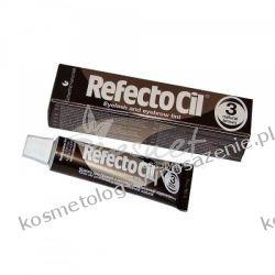 Henna żelowa brązowa 15ml RefectoCil