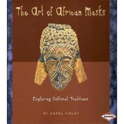 Art of African Masks SZTUKA AFRYKI Afryka MASKI