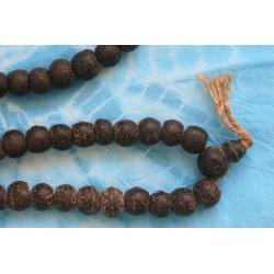 buddyjska MALA - nasiona drzewa bodhi - Nepal