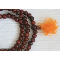 buddyjska MALA - drewno - Nepal - buddyzm