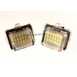LED DO REJESTRACJI DO MERCEDES W204, W212, W216, W221