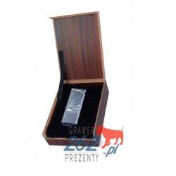 Zapalniczka żarowa w pudełku z GRAWEREM